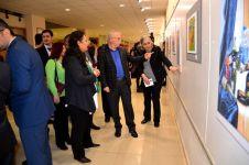 DSC 5973 - PonART Resim Yarışmaları Sergisi AİBÜ'de…