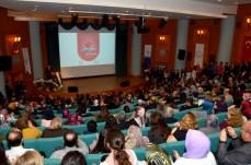 DSC 6244 1 - 14 Mart Tıp Bayramı Üniversitemizde Düzenlenen Törenle Kutlandı