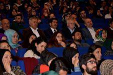 DSC 9321 - Üniversitemiz Türk Dil Kurumu Başkanı Prof. Dr. Kaçalin'i Ağırladı