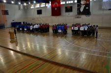 DSC 0400 - Türkiye Üniversiteler Arası Hokey Şampiyonası, AİBÜ'de Başladı