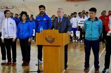 DSC 0438 - Türkiye Üniversiteler Arası Hokey Şampiyonası, AİBÜ'de Başladı