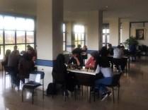 satranc1 - AİBÜ Satranç Turnuvası Sonuçlandı