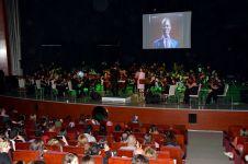 DSC 1807 - İzzet Baysal Gençlik Orkestrası'ndan 19 Mayıs'a Özel Caz Konseri…
