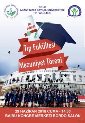 tıpafis2018 - Tıp Fakültesi Mezuniyet Töreni