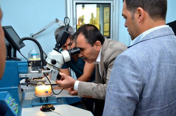 DSC 5259 - Bolu'da Kamu-Üniversite-Sanayi Birlikteliği Gelişiyor
