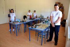 """DSC 6754 - Zihin Engelli Bireylerin Hayatları, """"Üretimde Ben de Varım"""" Projesiyle Değişiyor"""