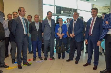 DSC 0965 - Üniversitemiz FTR Hastanesinde Geleneksel ve Tamamlayıcı Tıp Merkezi Açıldı