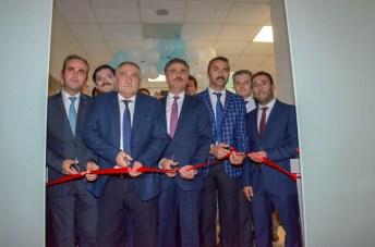 DSC 1051 - Üniversitemiz FTR Hastanesinde Geleneksel ve Tamamlayıcı Tıp Merkezi Açıldı