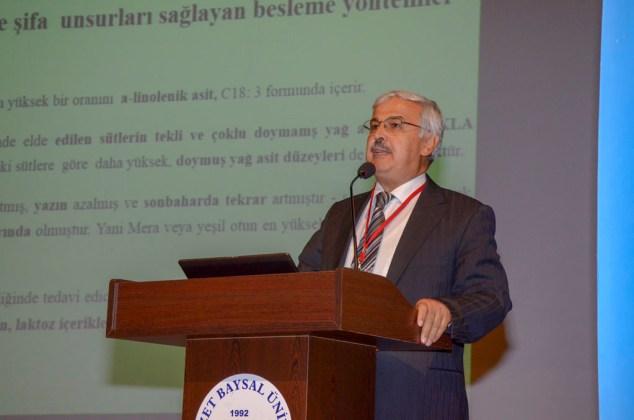 """DSC 9900851 - Türkiye'de İlk Kez Düzenlenen """"Tevhidi Düşünce Işığında İlim Dallarının Yeniden İnşası Şurası"""" BAİBÜ'de Başladı"""