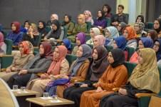 DSC 3244 - Rektör Alişarlı İlahiyat Fakültesi Öğrencilerine Hitap Etti