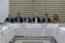 DSC00284 - Prof. Dr. Nihat Hatipoğlu, Üniversitemizin Konuğu Oldu