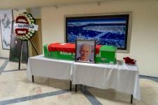 DSC00914 - Prof. Dr. Erol Özden, Sevenlerinin Dualarıyla Son Yolculuğuna Uğurlandı