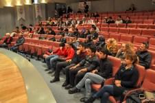DSC 0290 - BAİBÜ Öğrencilerinden Meslek Liseli Öğrencilere Eğitim Desteği....