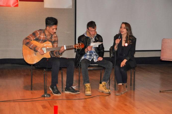 DSC 0341 - BAİBÜ Öğrencilerinden Meslek Liseli Öğrencilere Eğitim Desteği....