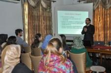 DSC 0021 - Selçuk Üniversitesi'nden Prof. Dr. Yavuz Selvi Üniversitemizde Konferans Verdi