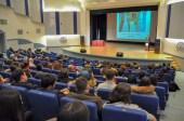 DSC 0534 - Yabancı Diller Yüksekokulu'nda Hazırlık Öğrencilerine Oryantasyon Programı Düzenlendi