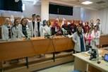 DSC00944 - Bolu Abant İzzet Baysal Üniversitesi'nden Başarılı Lise Öğrencilerinin Meslek Hayallerine Önemli Katkı...