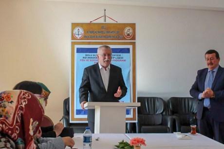 DSC 4714 - Bolu Abant İzzet Baysal Üniversitesi'nden Başarılı Lise Öğrencilerinin Meslek Hayallerine Önemli Katkı...