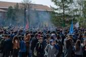DSC 5429 - Bolu Abant İzzet Baysal Üniversitesi'nde Nevruz Programı Düzenlendi