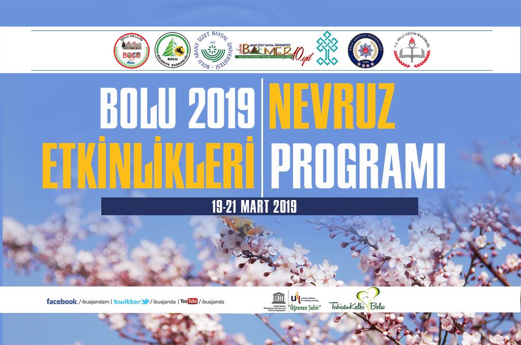 nevruz banner - Bolu 2019 Nevruz Programı Etkinlikleri