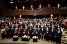 1P1A1541 - Rektör Alişarlı, İpekyolu Kariyer Fuarına Katıldı