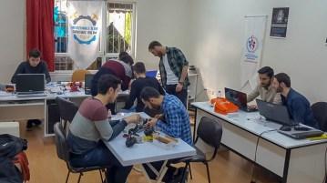 3 1 - Mevzumuz İlim Gayemiz Bilim Projesi ile İnsansız Kara Aracı Tasarlayarak Cumhurbaşkanlığından Davet Aldılar