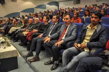 DSC 0199 - MARSA Projesi Kapsamında Mülteciler Konusu Uluslararası Panelde Konuşuldu