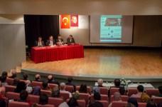 """DSC 8319 - 2019 Prof. Dr. Fuat Sezgin Yılı kapsamında  """"İslam, Bilim ve Teknoloji"""" Paneli Düzenlendi"""
