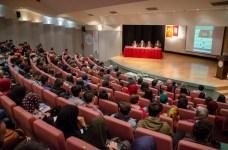 """DSC 8324 - 2019 Prof. Dr. Fuat Sezgin Yılı kapsamında  """"İslam, Bilim ve Teknoloji"""" Paneli Düzenlendi"""