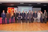 """DSC 8392 - 2019 Prof. Dr. Fuat Sezgin Yılı kapsamında  """"İslam, Bilim ve Teknoloji"""" Paneli Düzenlendi"""
