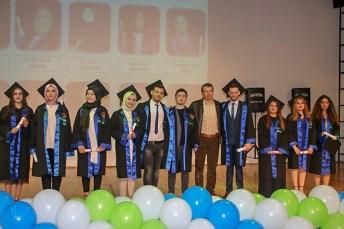 11 - BAİBÜ Gerede Uygulamalı Bilimler Yüksekokulu'nda Mezuniyet Töreni Yapıldı