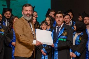 DSC 0003 13 - BAİBÜ İletişim Fakültesi Gazetecilik Bölümü İlk Mezunlarını Verdi