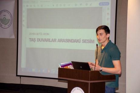 DSC 2865 - II. Köroğlu Yazarlık Mektebi Dönem Sonu Kapanış Programı Düzenlendi