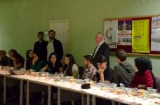 DSC 3421 - Rektör Alişarlı, Mimarlık Fakültesi ve TÖMER Öğrencileriyle İftar Yaptı