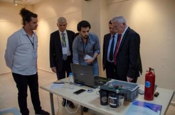 DSC 9109 1 16 - 81 Projenin Yarıştığı Bolu-Düzce Ar-Ge Proje Pazarı'nda Dereceye Giren Projeler Açıklandı