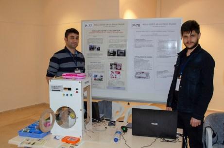 DSC 9109 1 19 - 81 Projenin Yarıştığı Bolu-Düzce Ar-Ge Proje Pazarı'nda Dereceye Giren Projeler Açıklandı