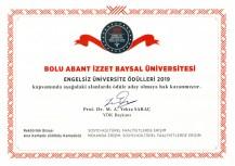 Engelsiz üniveris 2 - Engelsiz Üniversite Ödülleri Sahiplerini Buldu