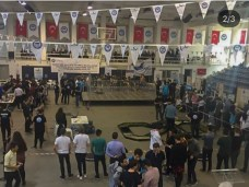 resim3 - BAİBÜ Öğrencilerinin Geliştirdiği Robot Kol, Üniversiteler Arası Robot Yarışmalarında İki Ödül Aldı