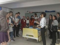20190430 113938 - BAİBÜ, Lise Öğrencilerine Kariyer Hedeflerinde Yol Gösterdi