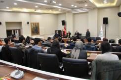 DSC 0321 - BAİBÜ, Lise Öğrencilerine Kariyer Hedeflerinde Yol Gösterdi