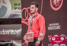 IMG 0893 - Öğrencimiz, Avrupa Güreş Şampiyonasında Gururumuz Oldu