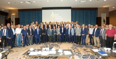 DH1A8026 - Alişarlı, İlim Yayma Ödülleri Akademik Tanıtım Toplantısına katıldı