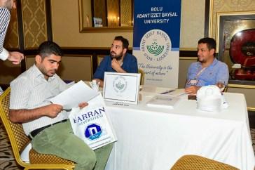 Irak Toplantı 5 - Üniversitemiz, Irak'ta Düzenlenen Eğitim Fuarına Katıldı