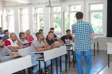 DSC 4997 2 - SÜYAM'dan Irak Al-Bayan Üniversitesi Öğrencilerine Staj İmkânı
