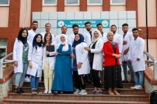 DSC 4997 7 - SÜYAM'dan Irak Al-Bayan Üniversitesi Öğrencilerine Staj İmkânı