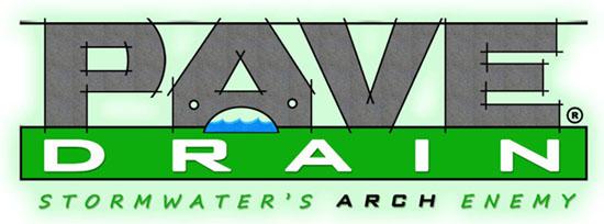 PaveDrain Logo