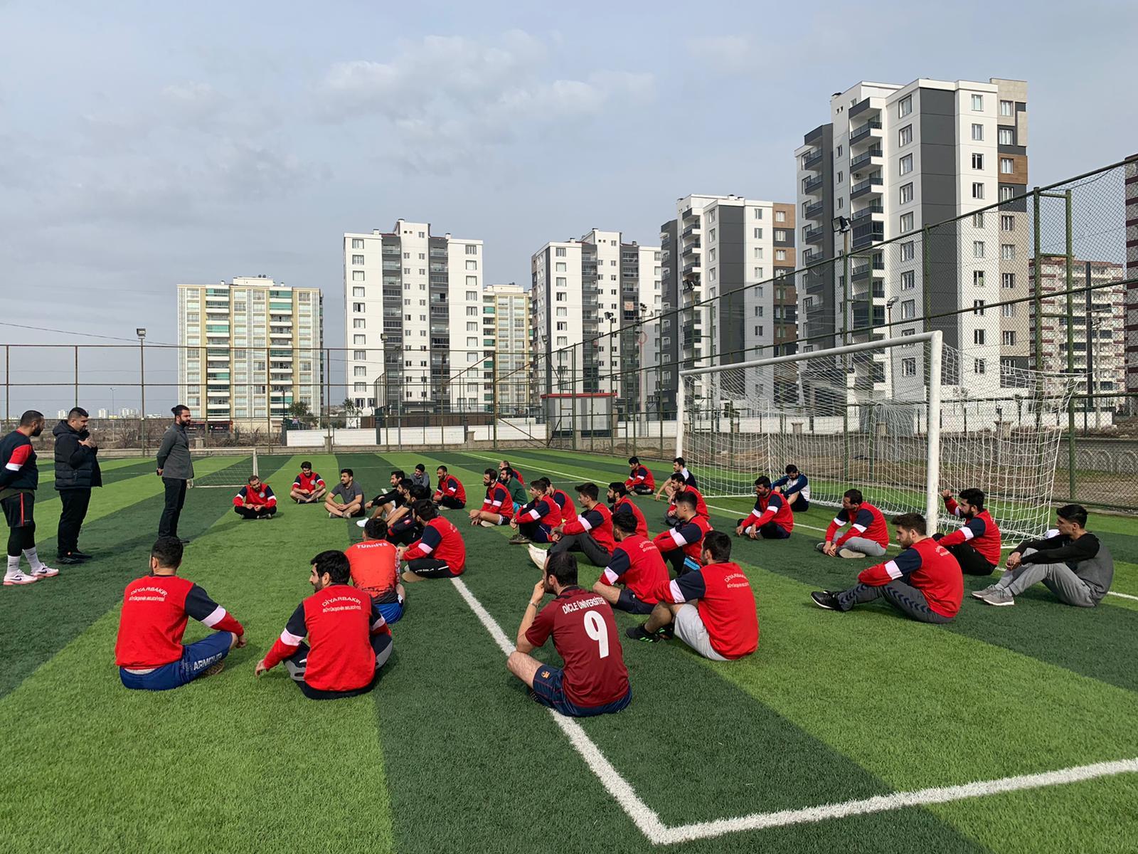 Diyarbakır'da madde bağımlılığıyla mücadele eğitimi