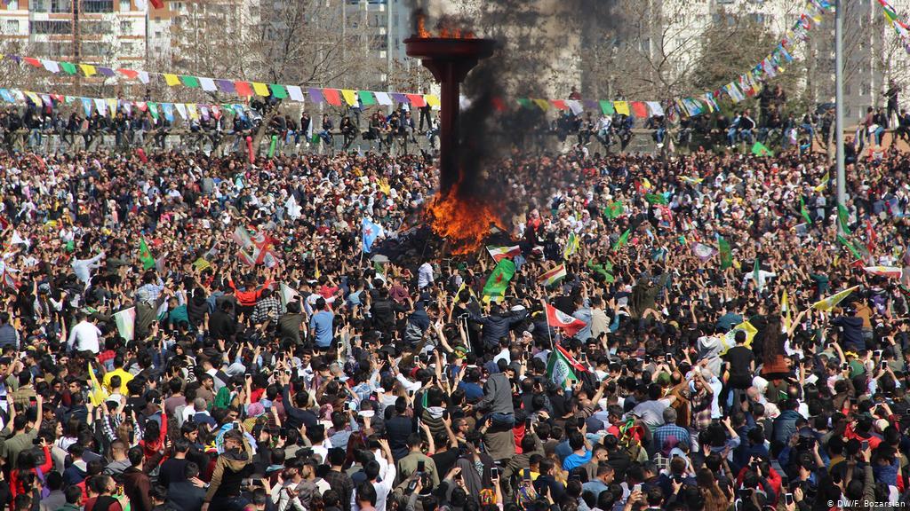 Diyarbakır'da düzenlenen Nevruz mitingine soruşturma