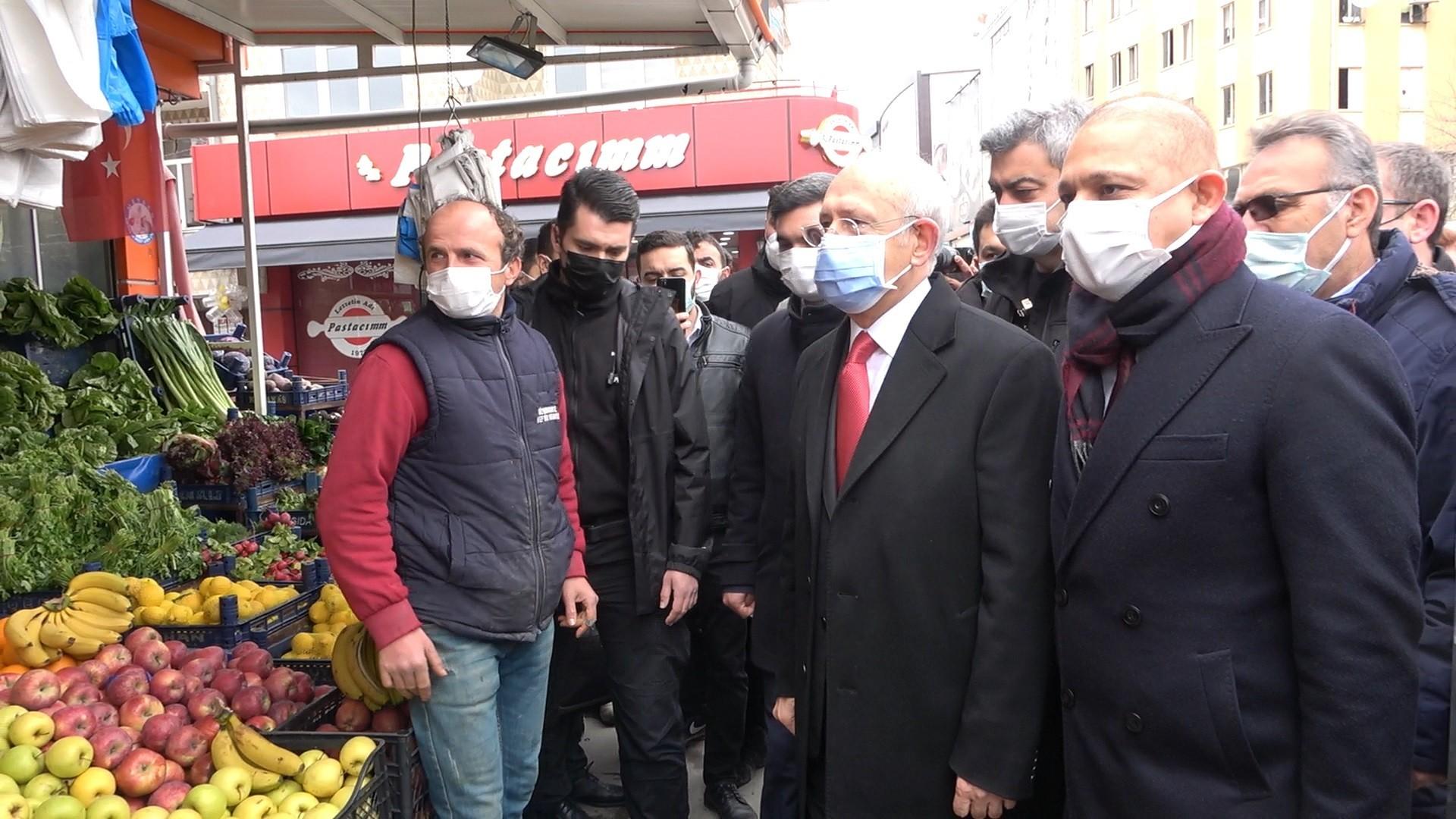 Kılıçdaroğlu: Sadece sorunu dile getirmek değil çözümü de dile getirmek zorundayız