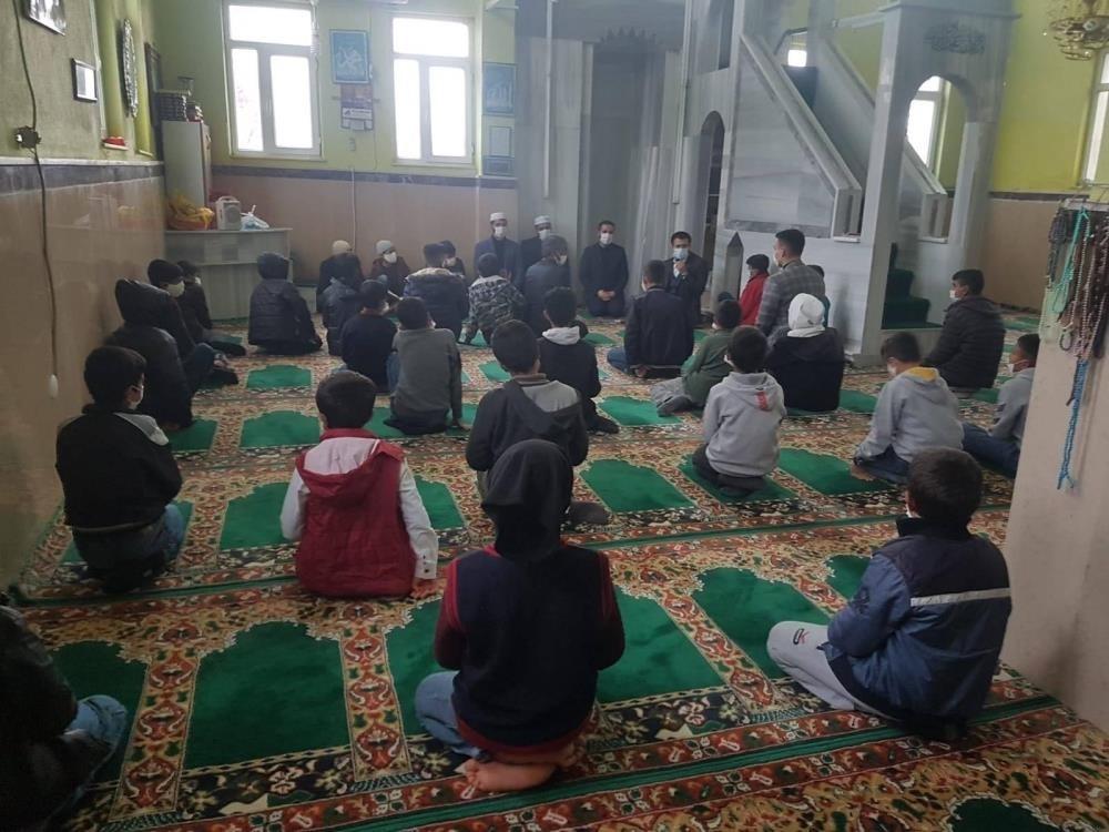 Dicle İlçe Müftülüğü'nden Kur'an-ı Kerim seferberliği